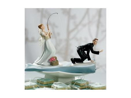 Les meilleurs types de figurine de gâteau de mariage
