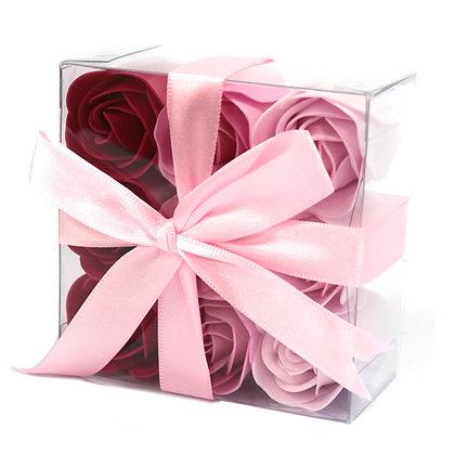 Petit coffret Roses de Savon - Roses