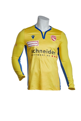 Goalie Trikot Away Kids, individueller Aufdruck