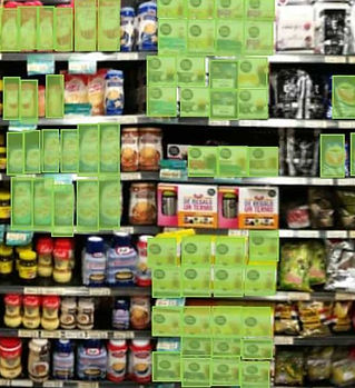 shelf image intelligence