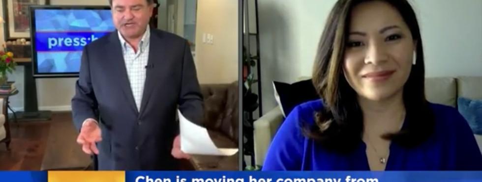 NBC Press:Here Interview