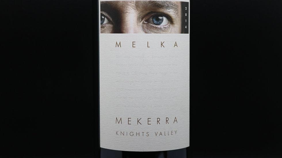 Melka, Mekerra Red Blend, Knight's Valley, 2014