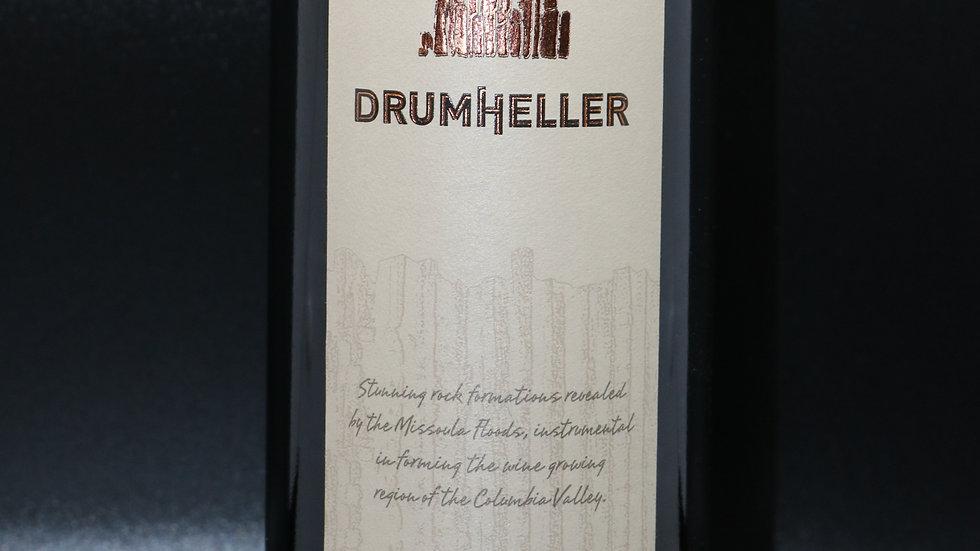 Drumheller, Merlot, Columbia Valley Washington, 2017