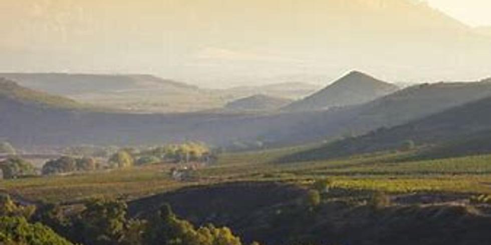 February Wine Class - Spain