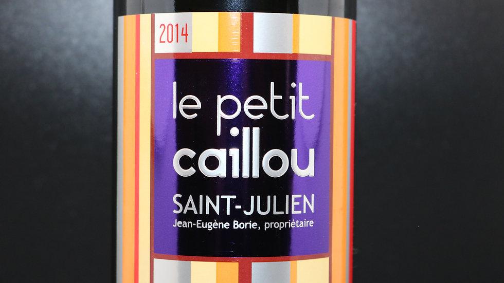 Le Petit Caillou, Saint-J