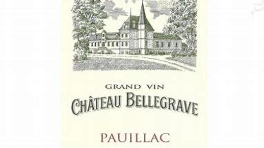 Chateau Bellegrave, Pauillac, Bordeaux France, 2018