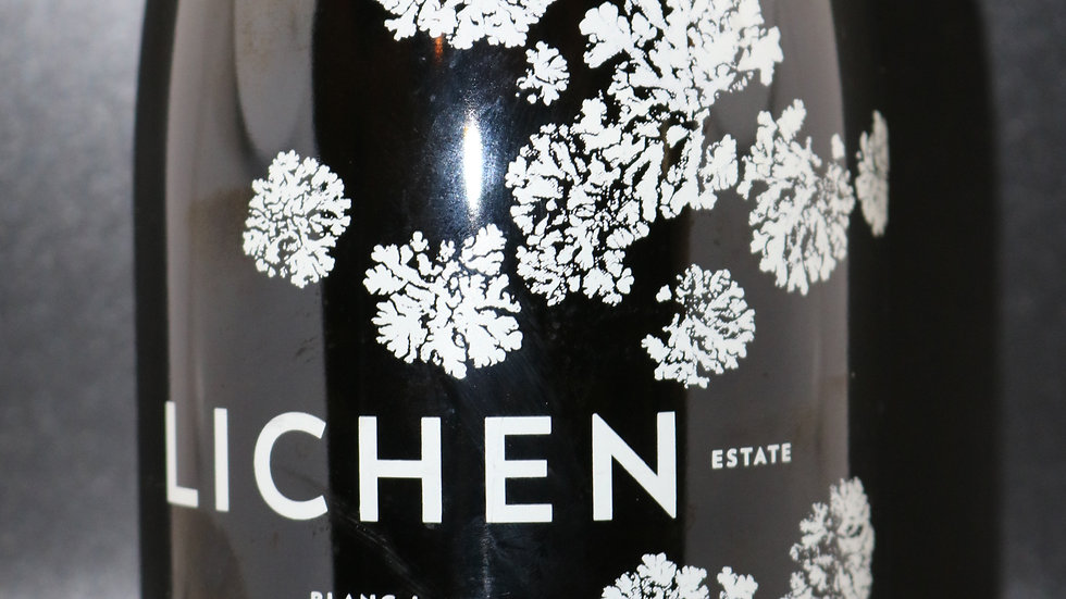 Lichen Estate, Blanc de Noir, Anderson Valley, 2013