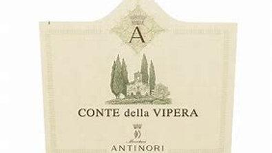 Marchesi Antinori, Conte della Vipera, Umbria Italy, 2018