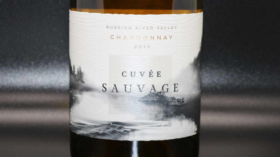 Cuvee Sauvage, Chardonnay, Russian River Valley, 2017