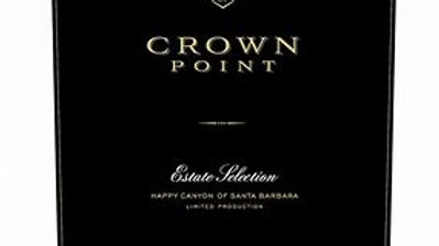 Crown Point Vineyards, Estate Selection, Happy Canyon, 2015