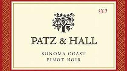 Patz & Hall, Pinot Noir, Sonoma Coast, 2017