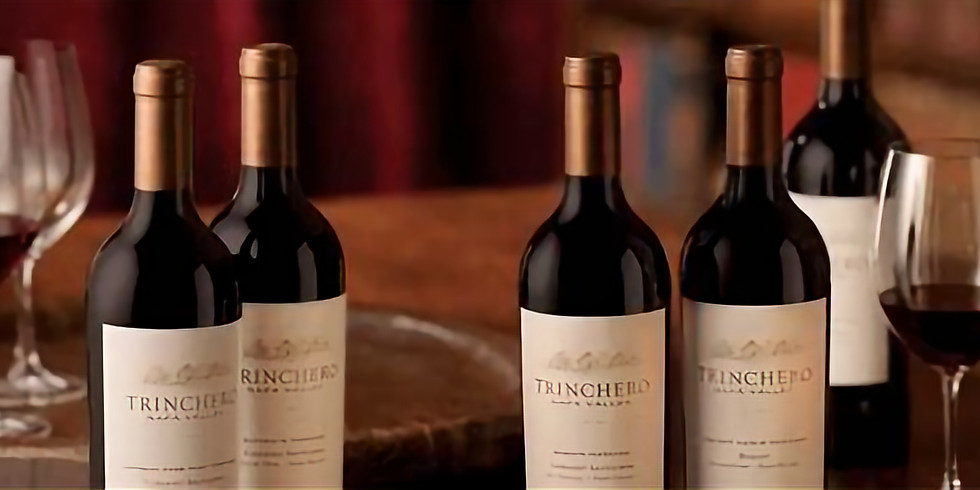 Trinchero Luxury Brands Wine Tasting