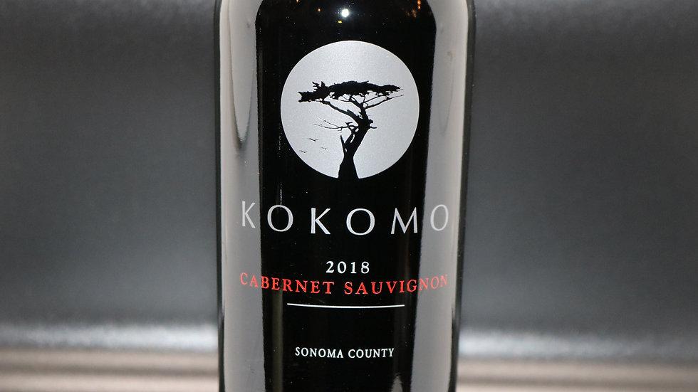 Kokomo, Cabernet Sauvignon, Sonoma County, 2018