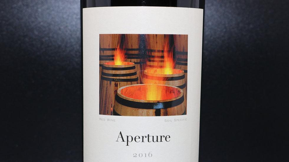 Aperature, Bordeaux Red Blend, Alexander Valley, 2017