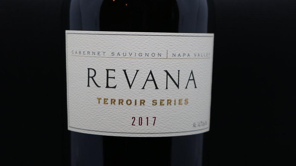 Revana, Terroir Series Cabernet Sauvignon, Napa Valley, 2017