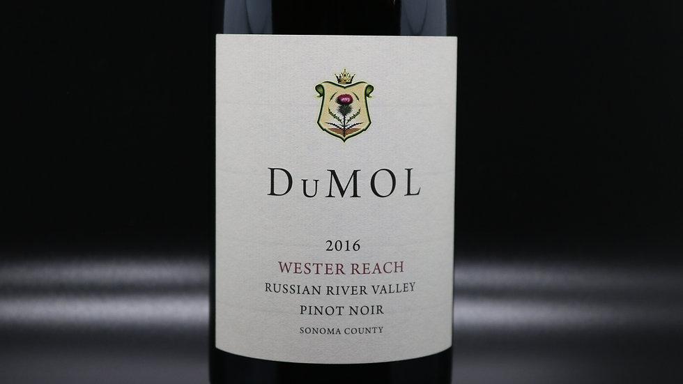 DuMOL, Wester Reach Pinot Noir, Russian River Valley, 2016