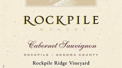 Rockpile Ridge, Cabernet Sauvignon, Rockpile, 2014