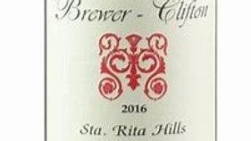 Brewer-Clifton, Pinot Noir, Sta. Rita Hills, 2017