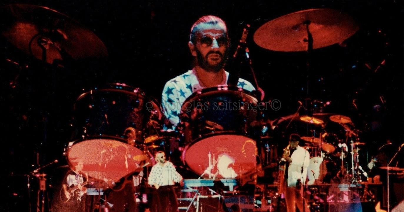 Ringo & All Starr Band_Dallas '89