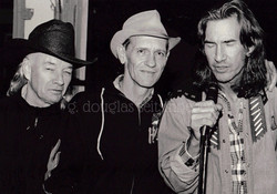 Rich Minus-Calvin Russell-Townes Van Zandt_Austin '92