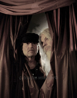 Willie Nelson & Leon Russell_Dallas '84