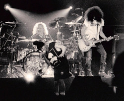 Guns N' Roses_Austin '93