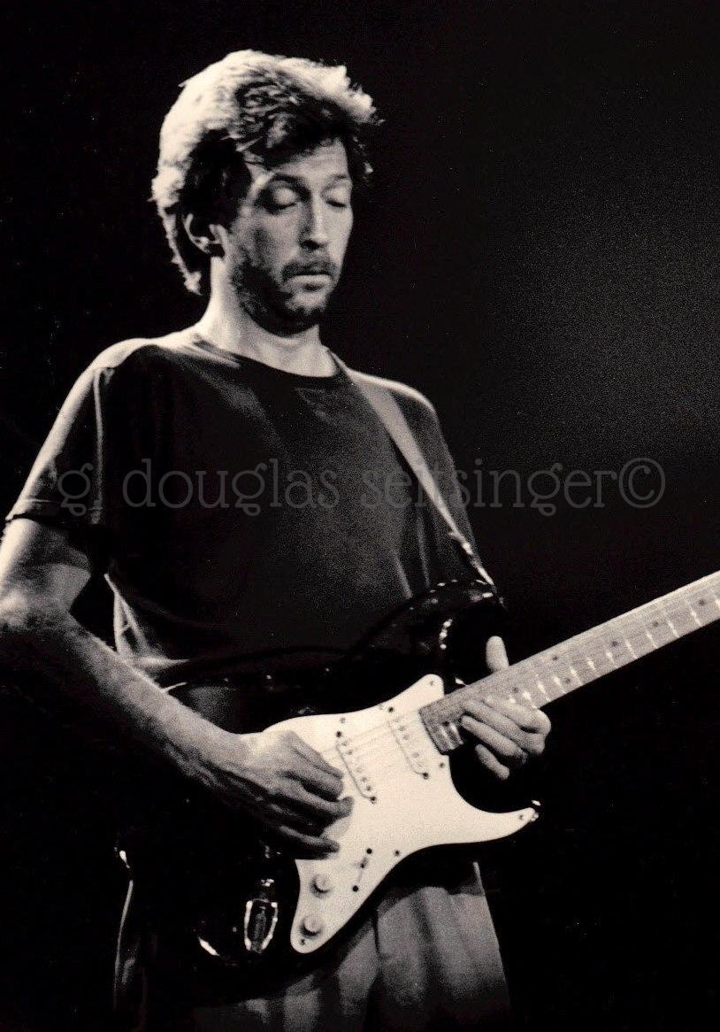 Eric Clapton_Dallas '85