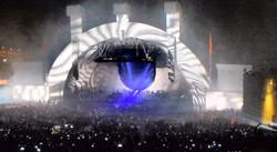 Hollywood Bowl hosting David Gilmour_LA '16