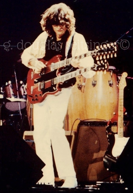 Jimmy Page_Dallas '83