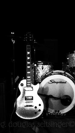 Bunkhouse Saloon stage_Las Vegas '16