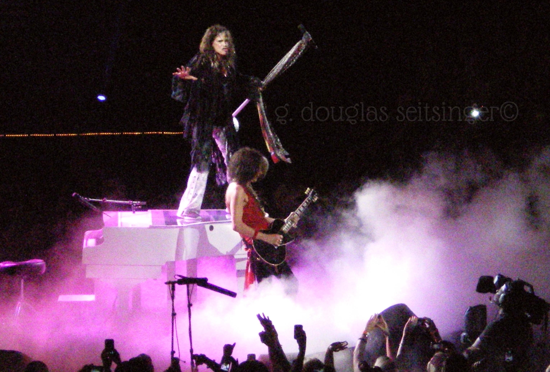 Aerosmith_Las Vegas '12