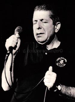 Leonard Cohen_Austin '93