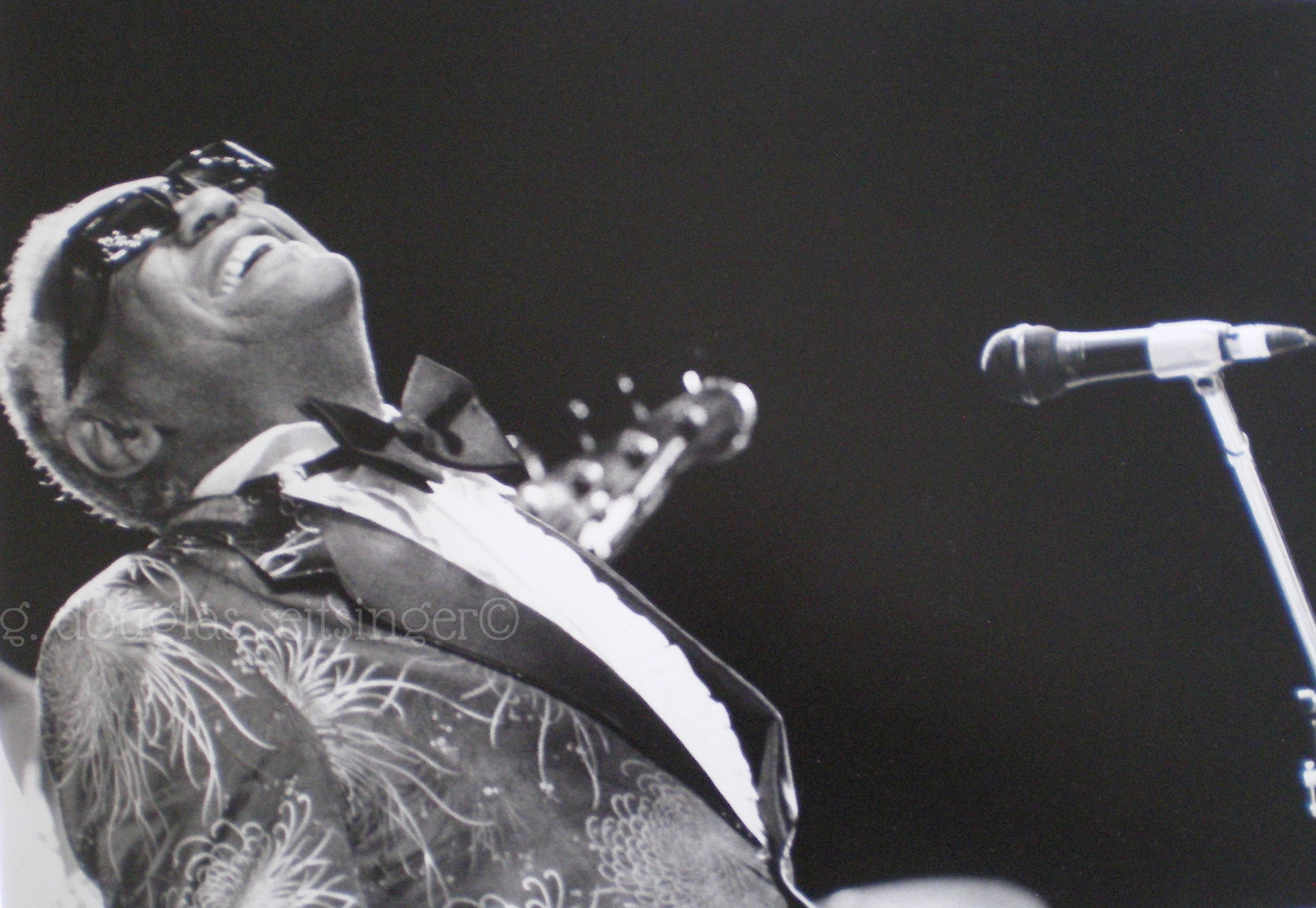Ray Charles_Dallas '89