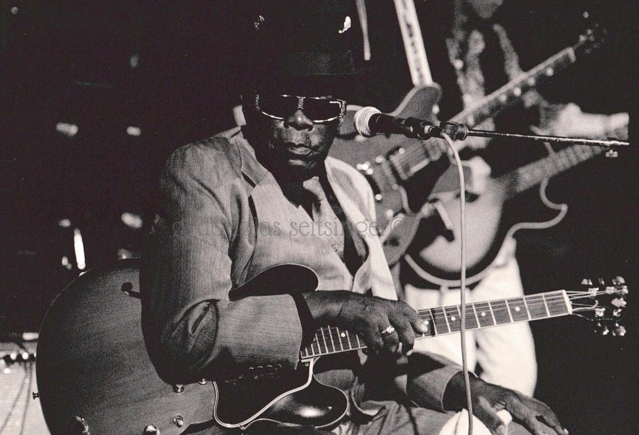 John Lee Hooker_Austin '92