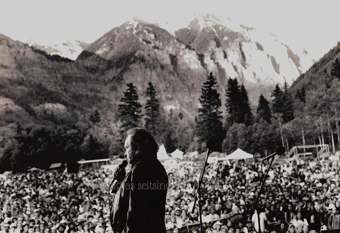 Johnny Cash_Telluride '97