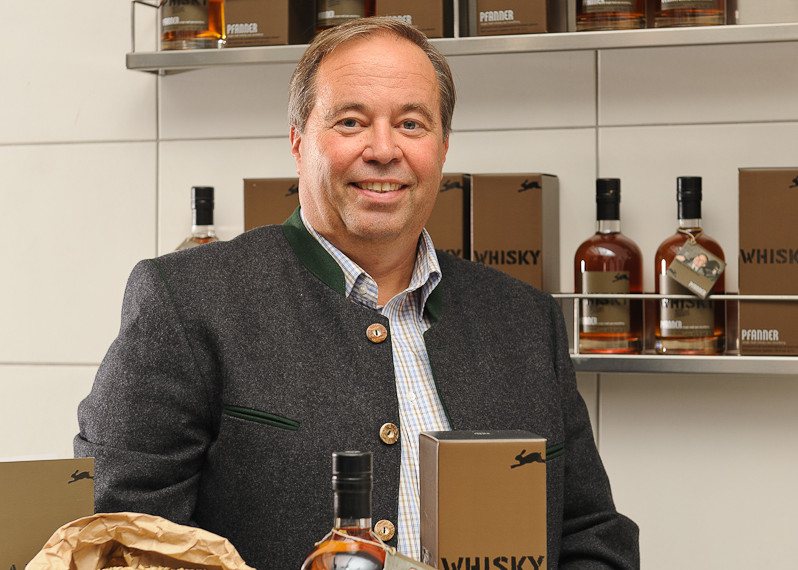 Whiskydestillerie Pfanner