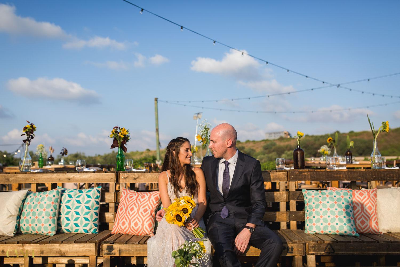 חתונה בכרם מזכרת בתיה - חגיגה בכרם - חתונה בטבע