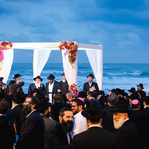 Heily & Shmuli's Hasidic wedding