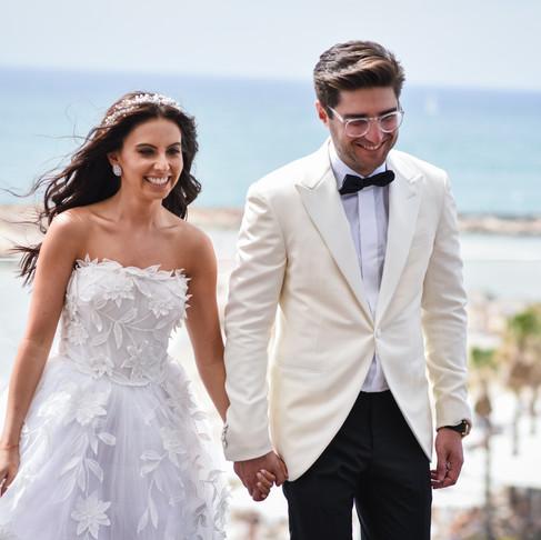Regina and Jason's destination wedding