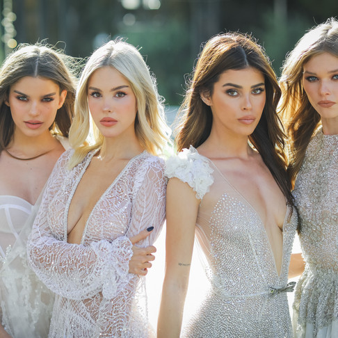 Inbal dror wedding gowns 2020 - a fashion story