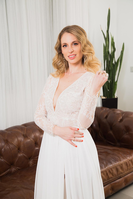 צילום חתונות | שמלות כלה | לירון פרטוש | כנפי צילום חתונה
