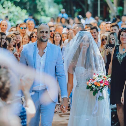 Keren & Aviran's friday wedding