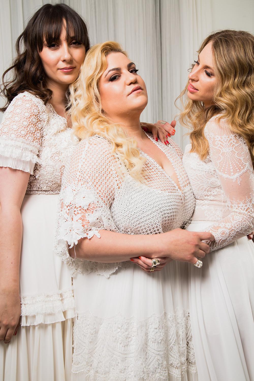שמלות כלה | לירון פרטוש | סיוון עמר | בר פינס | מאסטרשף | צילום חתונות