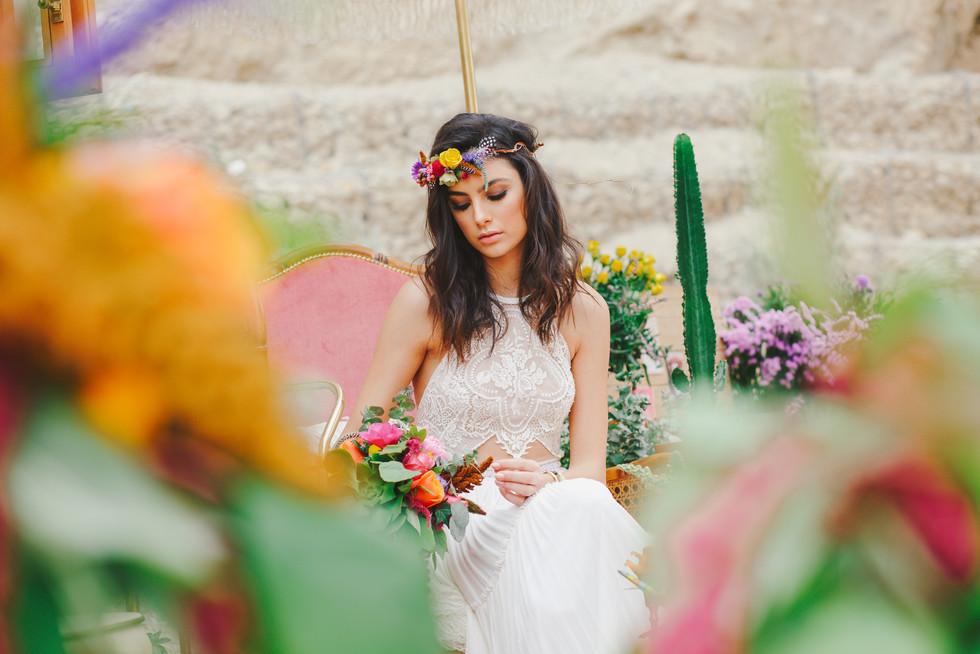 הפקת חתונה מדבריתהפקת חתונה מדברית עבור מיי דיי