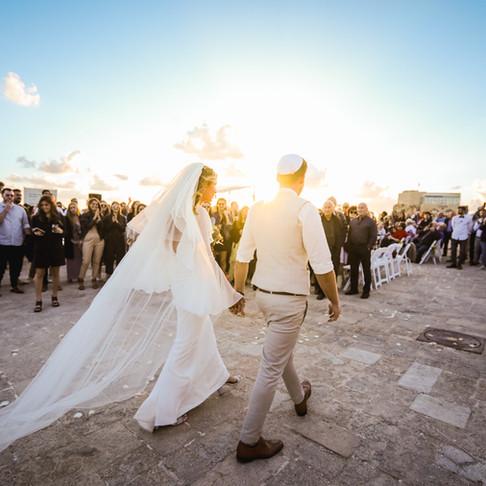 Adi & Chen's wedding on the beach