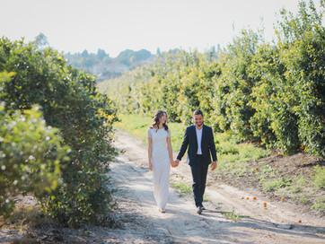 Noa & Zackary's spiritual wedding