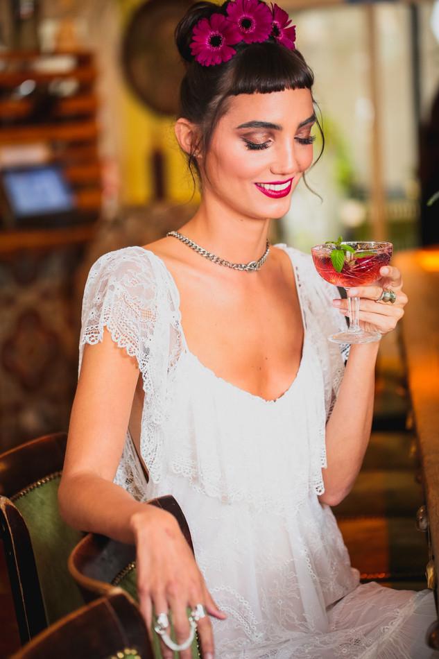 הפקת חתונה במסעדת ננוצ'קה