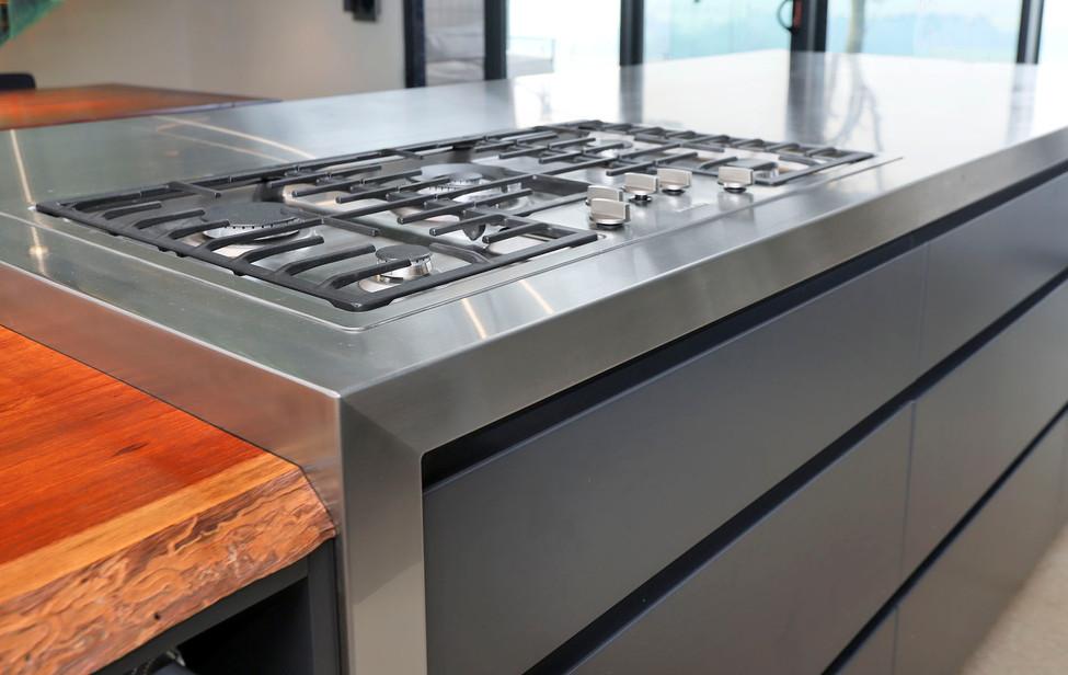 Stainless Kitchen