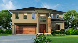 Interior Rendering for new homes
