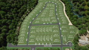 Residential Development Aerial Photos
